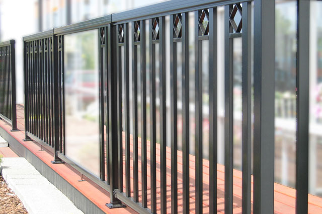 Peak Aluminium Balustrade New Zealand